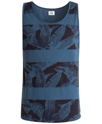 Quiksilver Men's Blatano Colorblocked Tank Top