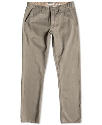 Quiksilver Men's Everyday Chino Pants