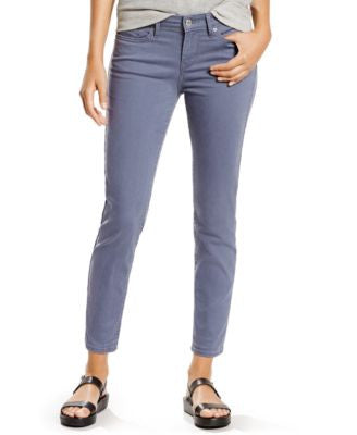 Levi's® 712 Slim-Fit Ankle Colored Jeans