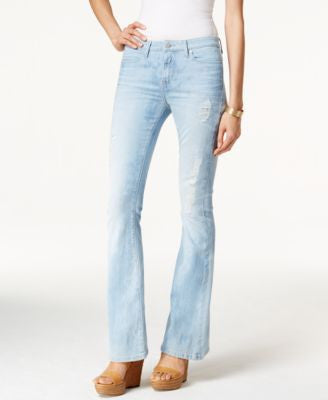 Calvin Klein Jeans Flared Bourges Blue Wash Jeans