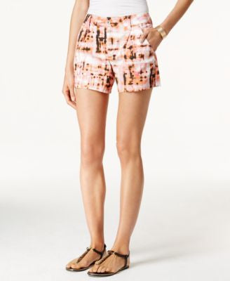Calvin Klein Jeans Printed Shorts