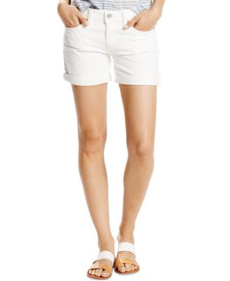 Levi's® Global Mid-Length Denim Shorts