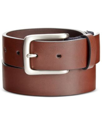 Club Room Men's Belt, Only at Vogily