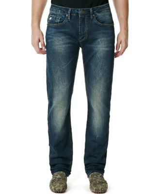 Buffalo David Bitton Men's Ash-X Super-Skinny-Fit Stretch Jeans