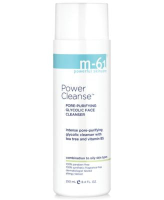 m-61 by Bluemercury Power Cleanse - Pore Purifying Glycolic Cleanser, 8.4 oz