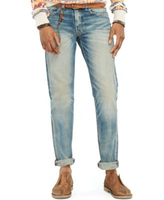 Denim & Supply Ralph Lauren Men's Slim-Fit Lockwood-Wash Jeans