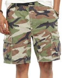 Denim & Supply Ralph Lauren Men's Camo Twill Cargo Shorts