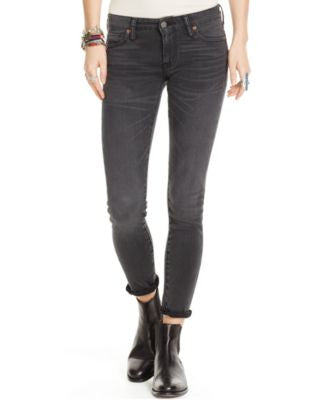 Denim & Supply Ralph Lauren Keen Cropped Skinny Jeans