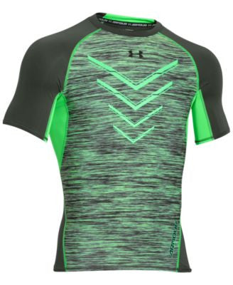 Under Armour Men's Compression HeatGear® Space-Dyed T-Shirt