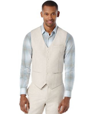 Perry Ellis Men's Octavio Slim Vest