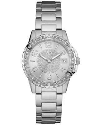 GUESS Women's Stainless Steel Bracelet Watch 36mm U0779L1