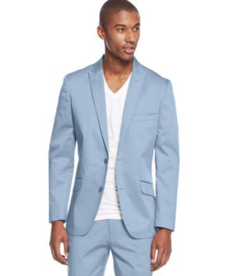 INC International Concepts Men's Collins Slim-Fit Blazer, Only at Vogily