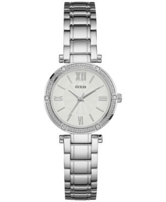 GUESS Women's Stainless Steel Bracelet Watch 40mm U0767L1