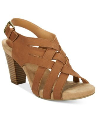 Giani Bernini Justyne Cross Sandals, Only at Vogily