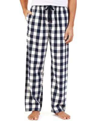 Nautica Men's Woven Gingham Pajama Pants