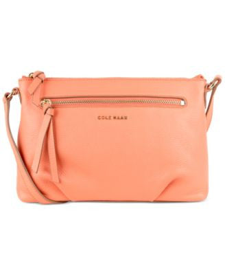 Cole Haan Magnolia Top Zip Crossbody