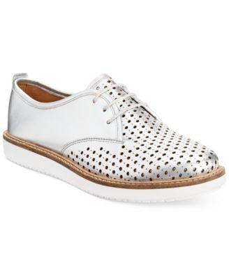 Clarks Artisan Women's Glick Resseta Lace-Up Oxford Flats