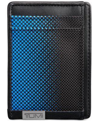 Tumi Men's Money Clip Card Case