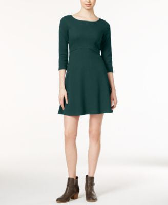 Maison Jules Long-Sleeve Dress, Only at Vogily