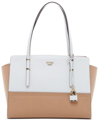 GUESS Devyn Large Satchel