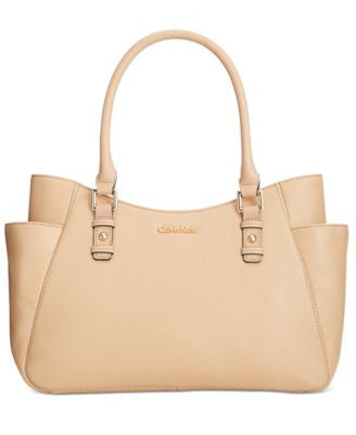 Calvin Klein Classic Leather Shopper