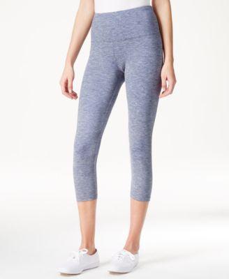 Style & Co. Tummy Control Cropped Leggings, Only at Vogily