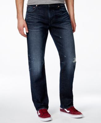LRG Men's Big & Tall RC True Straight-Fit Jeans
