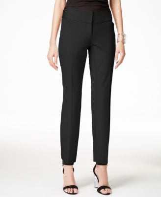 Alfani Slim-Leg Ankle Pants, Only at Vogily