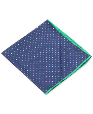 Club Room Dots Pocket Square, Only at Vogily