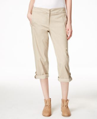 Eileen Fisher Cropped Pants, Only at Vogily