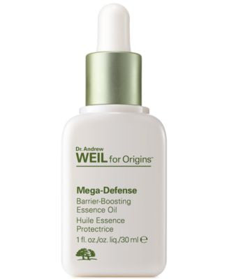 Dr. Andrew Weil for Origins Mega-Defense Barrier-Boosting Essence Oil