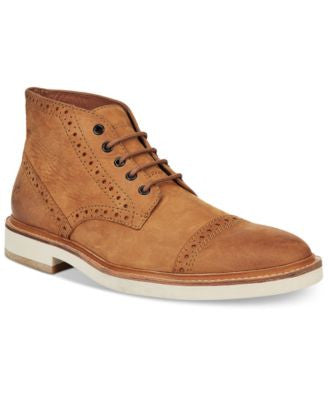 Frye Men's Joel Brogue Chukka Boots