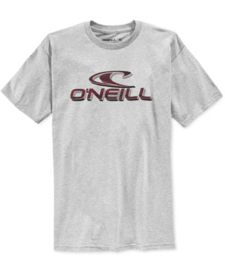 O'Neill Men's One Graphic-Print Logo T-Shirt