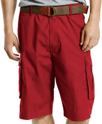 Levi's® Men's Snap Relaxed-Fit Rio Red Cargo Shorts