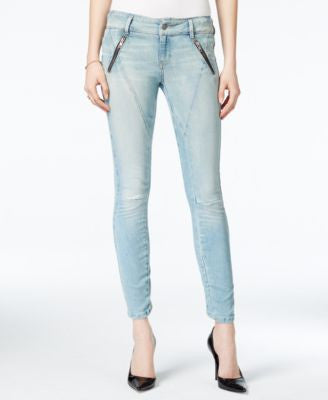 GUESS Letitia Skinny Light Blue Wash Jeans