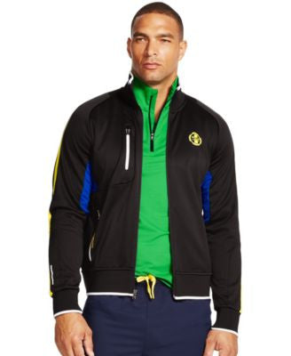 Polo Sport Men's Paneled Track Jacket