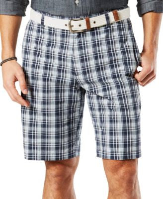 Dockers Men's Leightweight Plaid Shorts