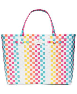 FREE Tote Bag with large spray Purchase of a kate spade new york fragrance