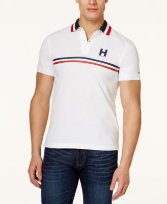 Tommy Hilfiger Big and Tall Men's Nash Polo Shirt