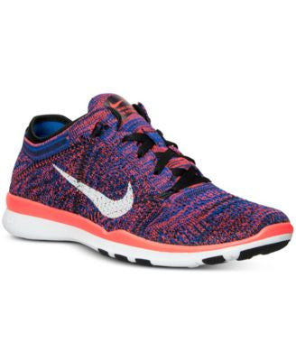 Nike Women's Free TR Flyknit Training Sneakers from Finish Line