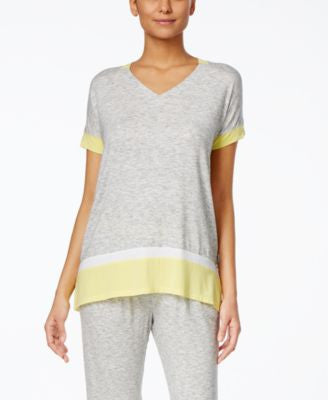 DKNY Short-Sleeve Pajama Top