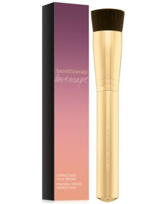 Bare Escentuals bareMinerals lovescape Perfecting Face Brush