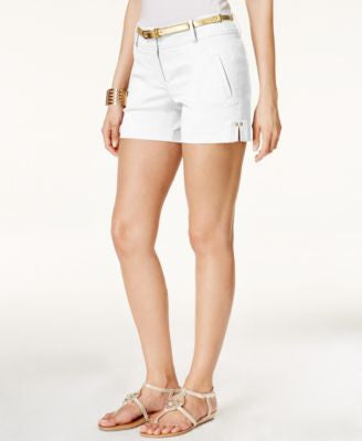 Thalia Sodi Belted Shorts, Only at Vogily