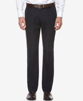 Perry Ellis Portfolio Straight-Fit Performance Stretch Dress Pants