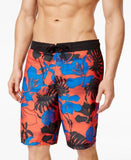 Speedo Men's Tropical Print Swim Trunks