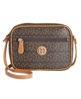Giani Bernini Camera Mini Crossbody, Only at Vogily