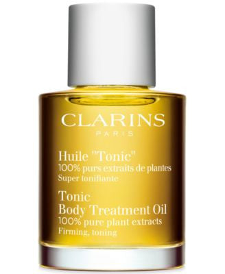Receive a Free Deluxe Tonic Body Oil with $65 Clarins purchase