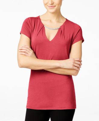 INC International Concepts Cutout Hardware Top, Only at Vogily