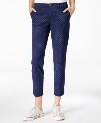 Maison Jules Polka-Dot Lou Lou Pants, Only at Vogily