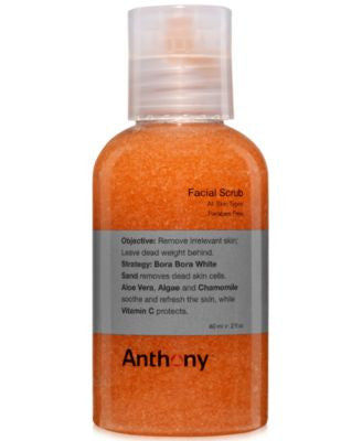 Anthony 2 oz Facial Scrub